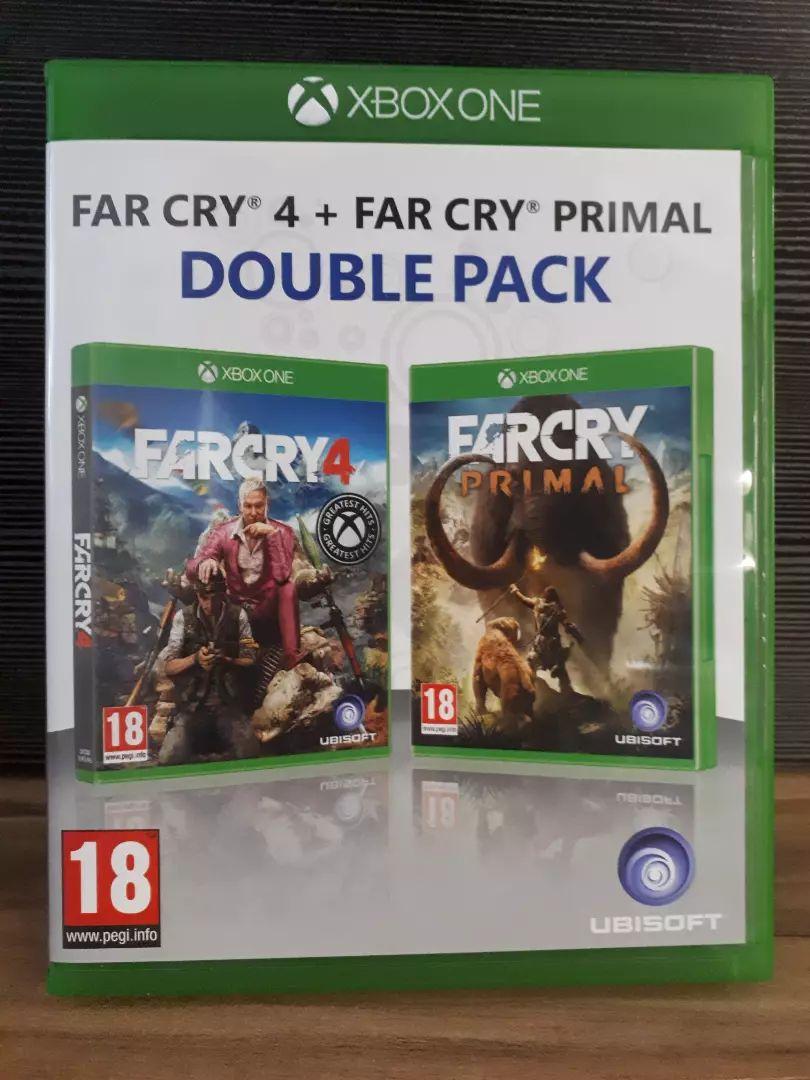 X box one -Far Cry in Primal 0