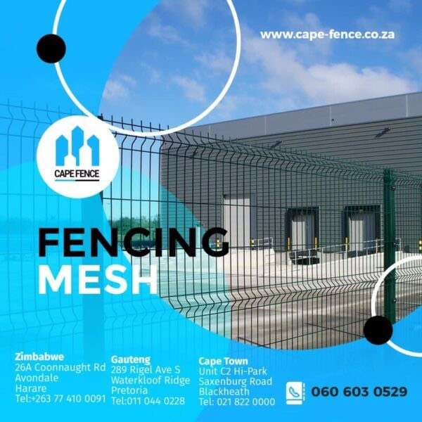 Perimeter fence, Anti Climb, Anti Theft, available Nationwide 0