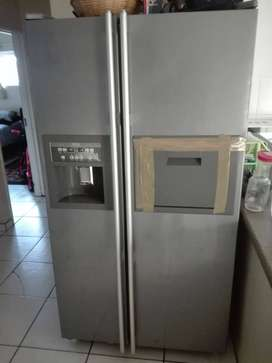 Fairly used double door defy refrigerator