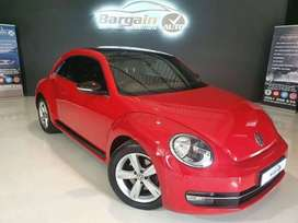IMMACULATE 2013 VW BEETLE 1.4 TSi SPORT R4500-00 pm