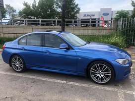 The AMAZING BMW 320i M sport (F30). Accident-free with service history