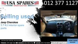 Jeep Cherokee 3.7 KJ 2002-07 used interior spare parts for sale