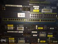 Assorted Network Switches 0
