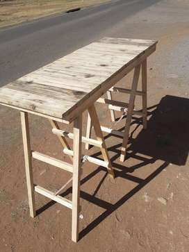 Affordable Recycled Wood Furniture for Townships