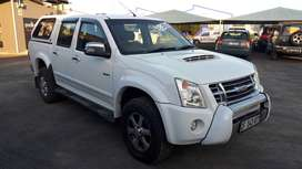2008 Isuzu KB300 LX DTEC 4X4 for sale!