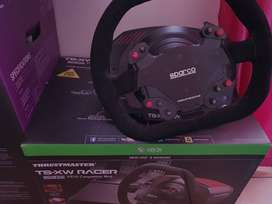 Thrustmaster Ts-Sx racer sparco edition Racing gaming wheel Pc/Xbox