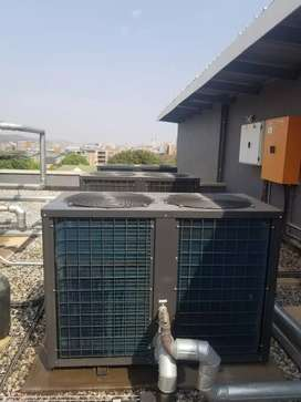 Air conditioning and Heatpump installation, repair  and services