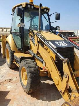 2013 CAT 428F (4x4) TLB  4000H  R505k EXCL (Viewing by appointme