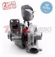 Turbosprężarka turbina Volvo C30, S40, V50 1.6 D, Mazda 3 1.6 DI