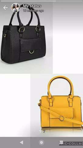 Bags for sale. Full catalogue available on request