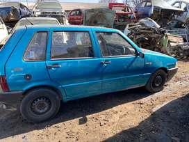 FIAT UNO 1100 MIA- STRIPPING FOR SPARES