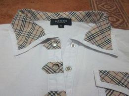 BURBERRY koszulka damska rozmiar XS kolor biały