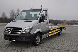 WYNAJEM Wypożyczenie AUTOLAWETY Mercedes Sprinter 906 2.2 CDI EURO 5