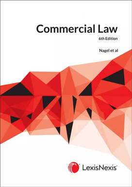 Textbook : Commercial Law