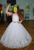 Продам платье на выпускной 6 - 7 лет.