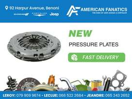 We sell new & used Pressure Plates for Jeep - Dodge - Chrysler