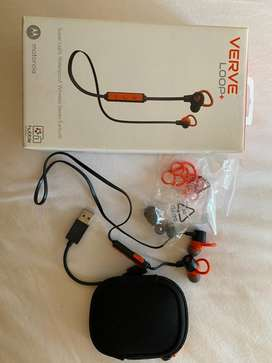 Verve loop+ bluetooth earbuds