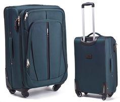 Акція Чемодан дорожный валіза 1706 сумка на колёсах, дорожные вализи