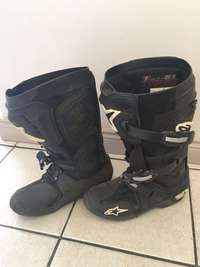 Image of Off-road boots, size 8