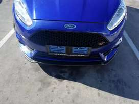 FORD Fiesta Front Lips NC