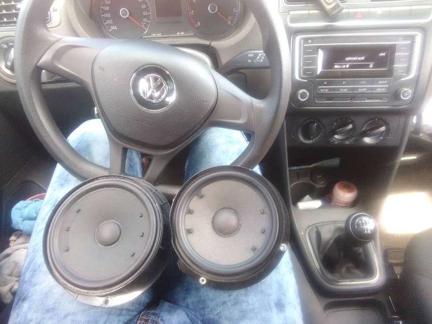 Vw polo speakers 0