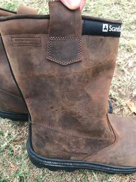 Scandia Rigger boots