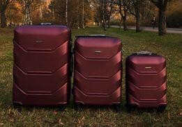БЕСПЛАТНАЯ ДОСТАВКА ПО КИЕВУ чемодан валіза сумка дорожная пластиковый