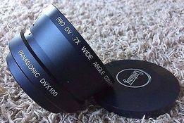 Продам конвектор 0.7x Wide Angle Converter Lens for Panasonic AG-DVX10