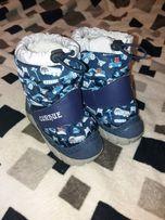 Ботинки сапоги дутики