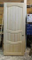 Двери входные, межкомнатные из сосны под заказ 1500 грн.