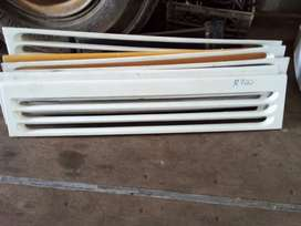 Freightliner small grill