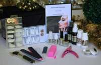 Image of Exclusive Acrylic Dipping NAIL KIT WITH DVD