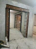 Алмазная резка, кладовка в шахте лифта, сверление, демонтаж Харьков