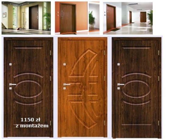 ANTYWŁAMANIOWE drzwi zewnętrzne do mieszkań w BLOKU Z Montażem GRATIS. Będzin - image 2