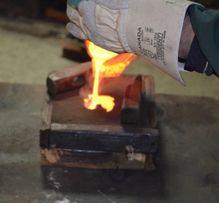 Литье цветного металла серийное и одиночные отливки
