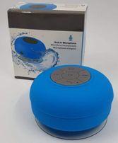 Głośnik bezprzewodowy bluetooth BASS Akumulatorowy przyzsawka niebiesk
