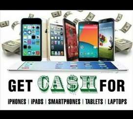 Smartphones and Laptops Wanted