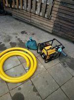 Выкачка,перекачка воды мотопомпой(Погреба,подвалы,гаражи и т.д.)