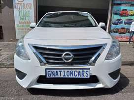 Nissan Almera 1.5 manual 2017 model for SELL