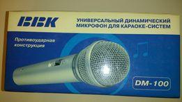 Караоке микрофон BBK DM-100
