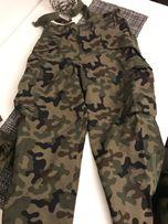 Spodnie wojskowe ochronne przeciwdeszczowe Gore-tex