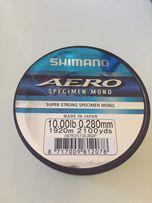 Леска SHIMANO AERO. Три диаметра. Япония