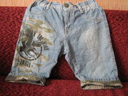шорты джинсовые на мальчика