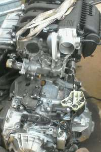 Image of Semi-automatic gearbox from Renault Scenic 2L