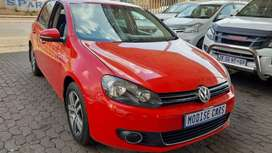 VW Golf6 1.6 tsi manual