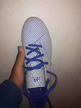 Adidas soccer boots (R1100)