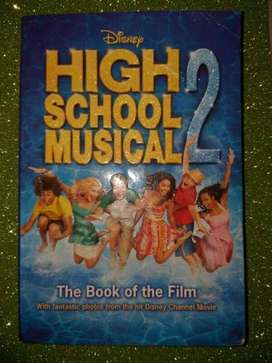 High School Musical 2 - The Book Of The Film - NB Grace.