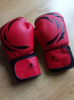 Rękawice bokserskie decatchlon używane