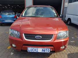 FORD TERRITORY 2.0 ENGINE CAPACITY
