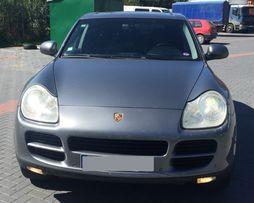 Капот Porsche Cayenne 955 4.5S Авторазборка Запчасти